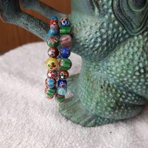 Jewelry - Memory wire bracelet